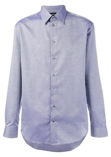 Armani patterned basic shirt