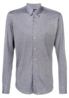 Armani patterned shirt