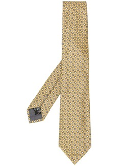 Armani patterned tie