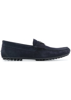Armani penny loafers