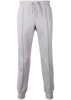 Armani piped seam joggers