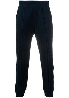 Armani piped seams sweatpants