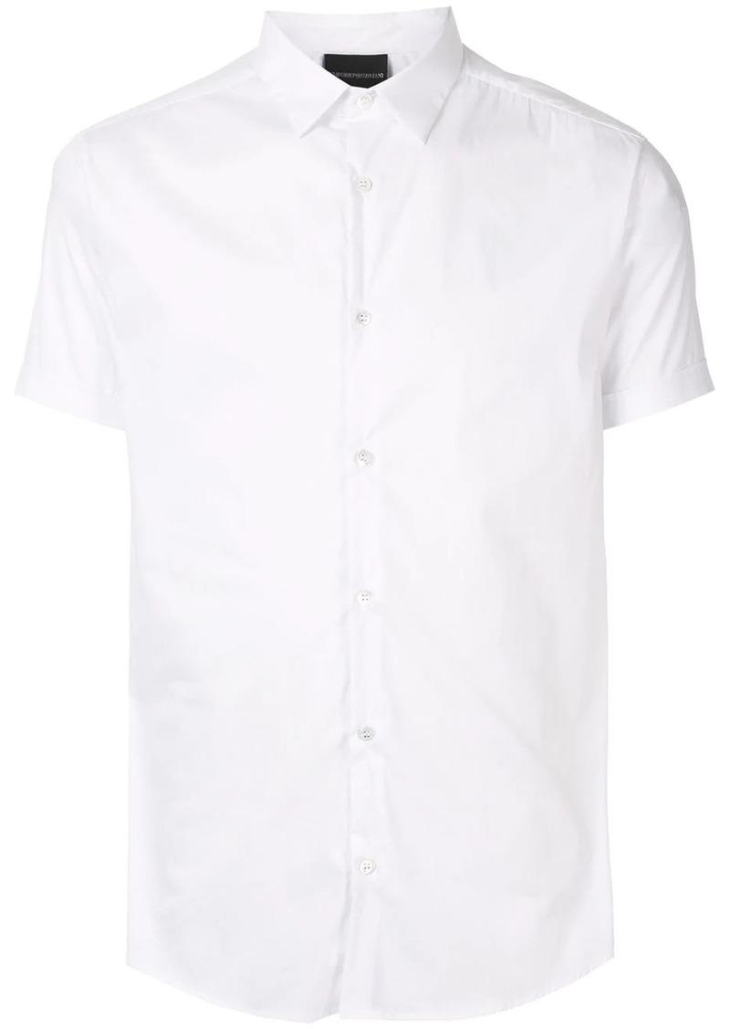Armani plain basic shirt