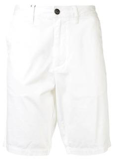 Armani plain bermuda shorts