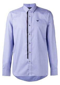 Armani plain button down shirt