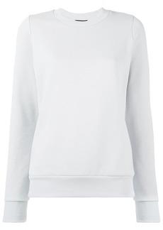Armani plain sweatshirt