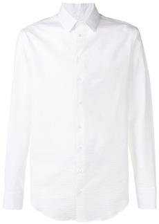 Armani pointed collar shirt