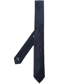 Armani pointed tie