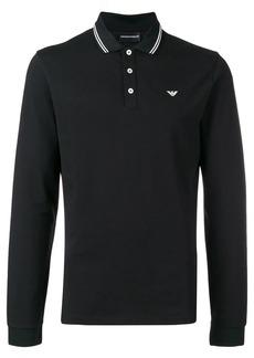 Armani polo sweatshirt