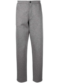 Armani press stud sweat pants