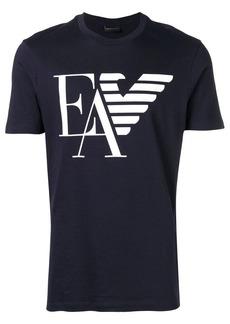 Armani printed logo T-shirt
