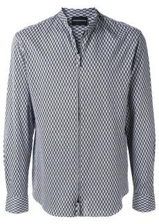 Armani printed shirt