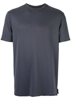 Armani printed straight-fit T-shirt