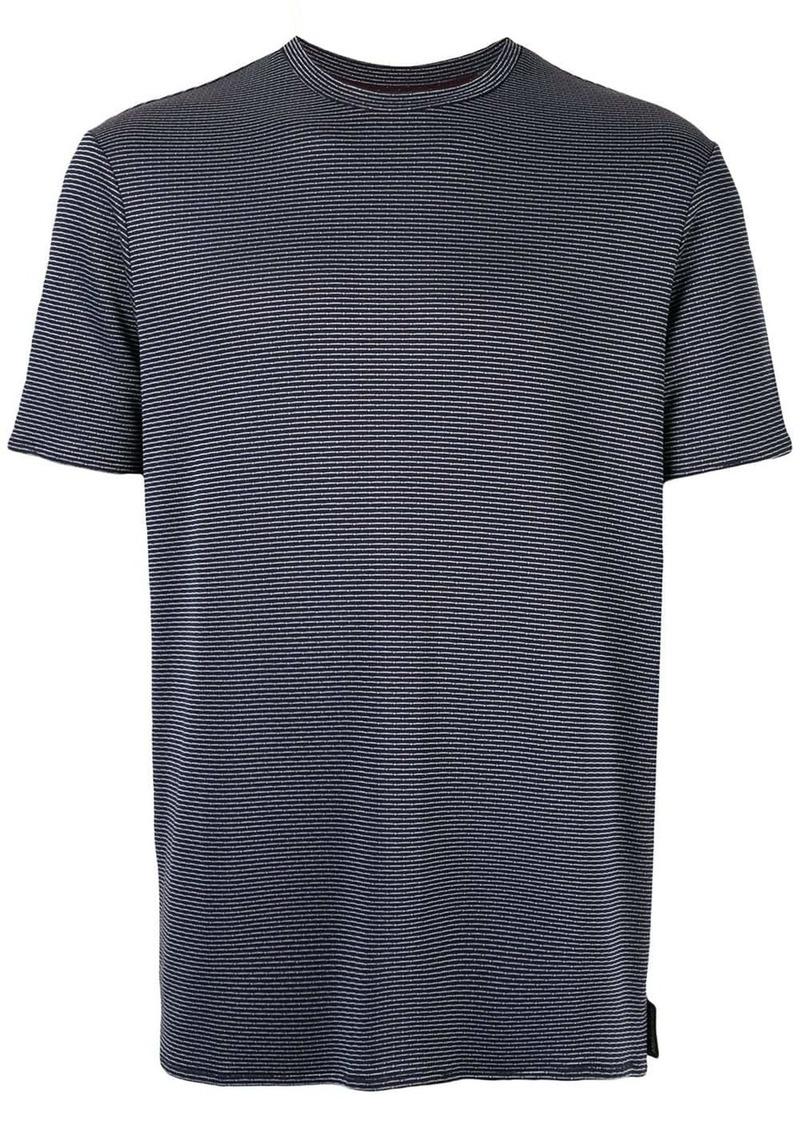 Armani printed straight-fit T-shirt