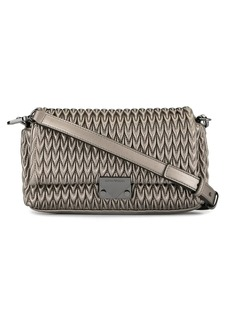 Armani quilted clutch bag