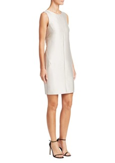 Armani Radzimir Sleeveless Cocktail Dress