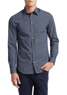 Armani Cotton Button-Down Shirt