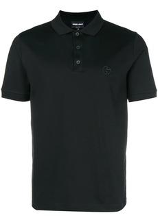 Armani regular fit polo shirt