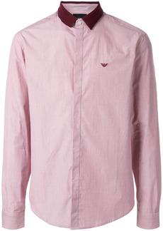 Armani regular-fit shirt