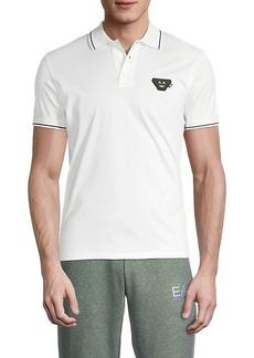 Armani Regular-Fit Short-Sleeve Polo