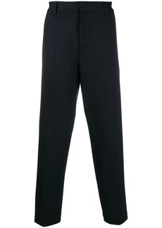 Armani regular-fit trousers