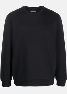Armani relaxed fit sweatshirt