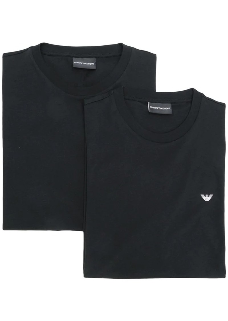 Armani round neck T-shirt
