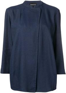 Armani rustic garbadine jacket