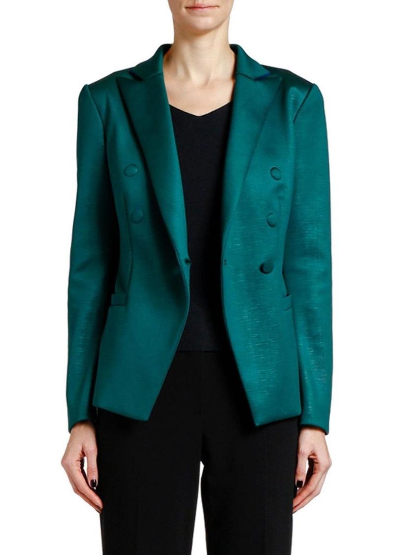 Armani Satin Jersey Jacket