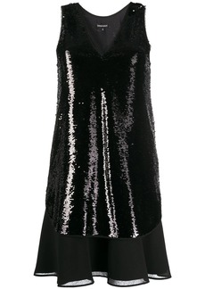 Armani sequinned dress