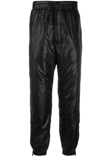 Armani shiny track pants