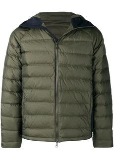 Armani short padded jacket