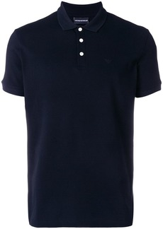 Armani short sleeve classic polo