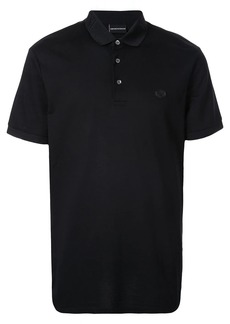Armani short sleeve polo shirt