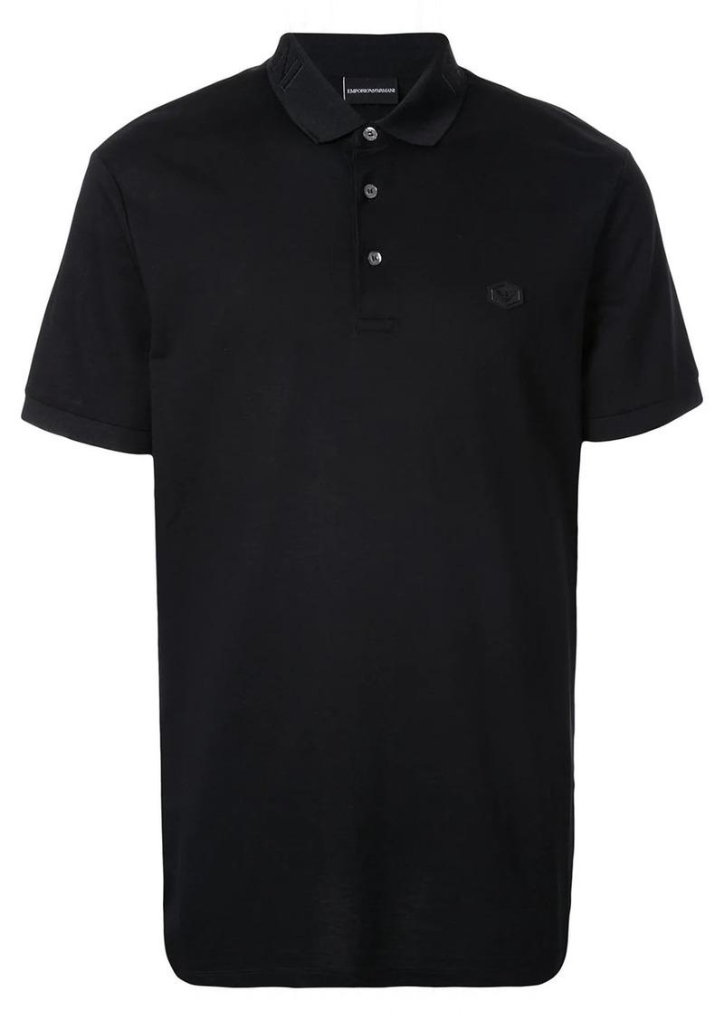 Armani short sleeve polo shirt