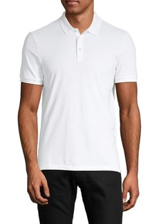Armani Short-Sleeve Stretch Polo