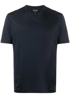 Armani short-sleeved crew neck T-shirt
