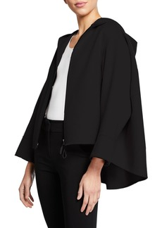 Armani Short Swing Coat
