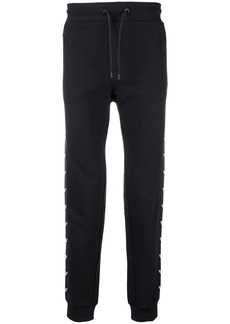 Armani side-logo track trousers