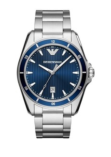 Armani Sigma Stainless Steel Bracelet Watch