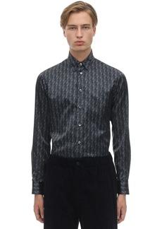 Armani Silk & Cotton Shirt