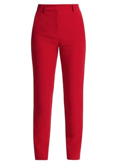 Armani Silk Cady Slim Pants