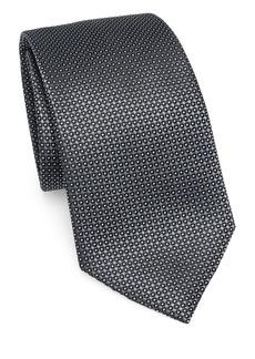Armani Silk Dot Tie