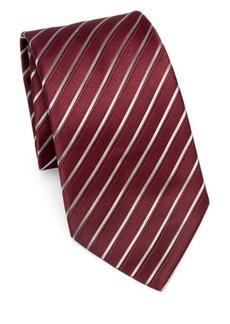 Armani Silk Stripe Tie