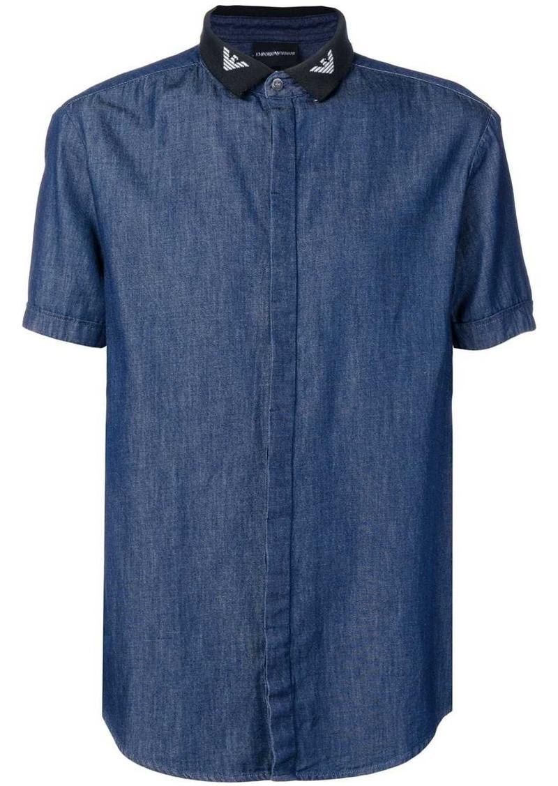 Armani simple shirt