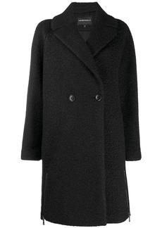 Armani single-breasted coat