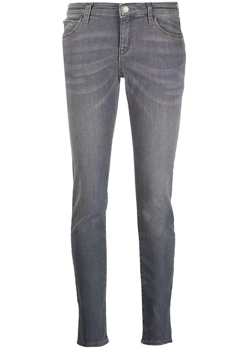 Armani skinny-fit jeans