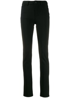 Armani skinny fit trousers