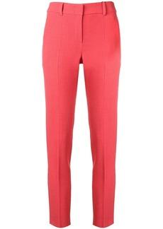 Armani skinny fit trousers