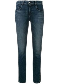 Armani skinny fitted jeans
